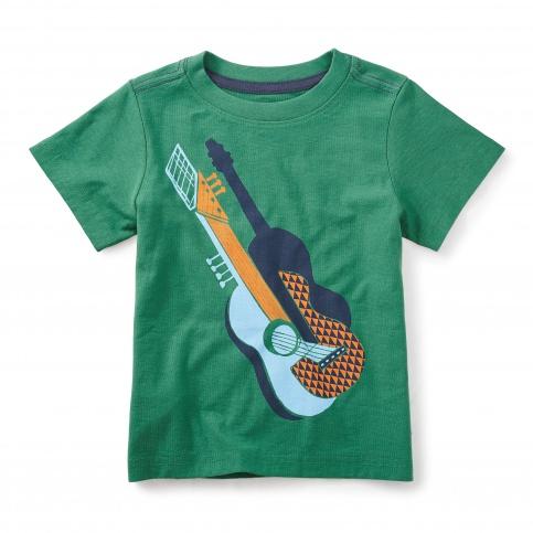 Catalonia Guitarra Graphic Tee