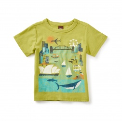 Sydney Harbor Graphic Tee