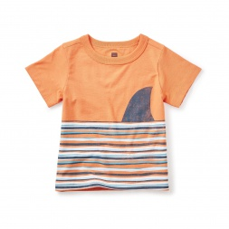 Fin Graphic Tee