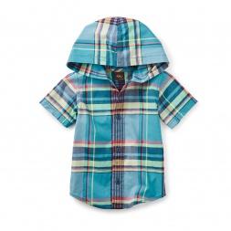 Flynn Hooded Shirt
