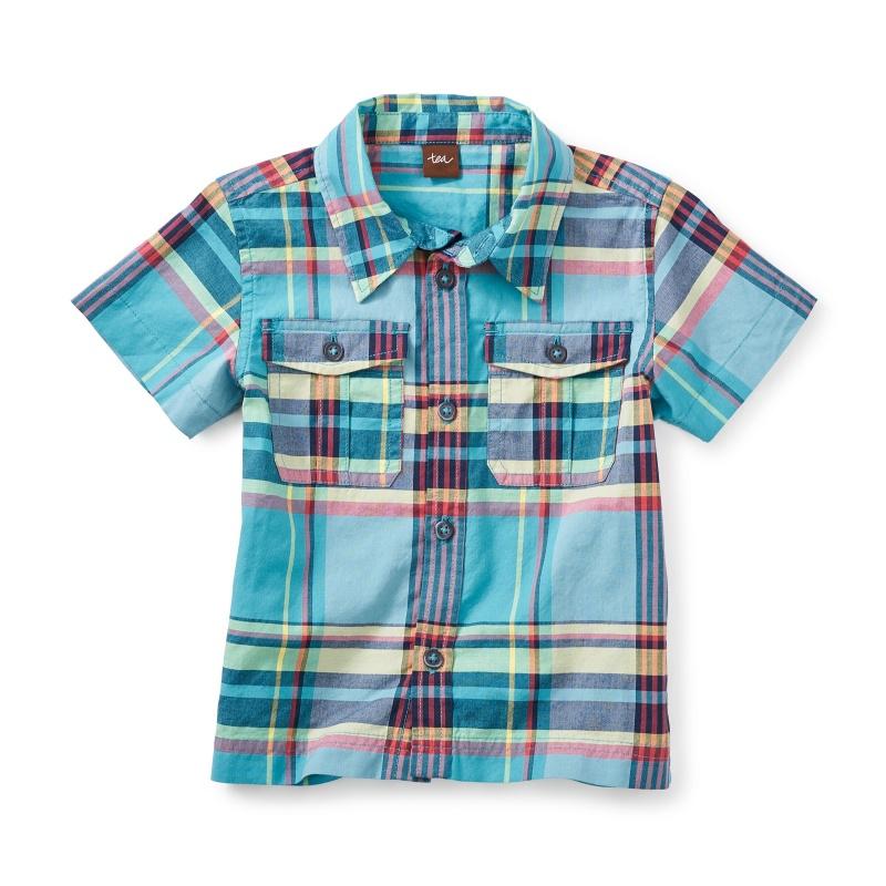 Flynn Buttoned Shirt