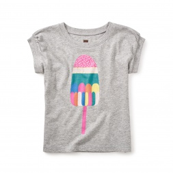 Rainbow Pop Graphic Tee
