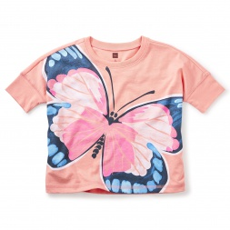 Painted Lady Graphic Box Tee