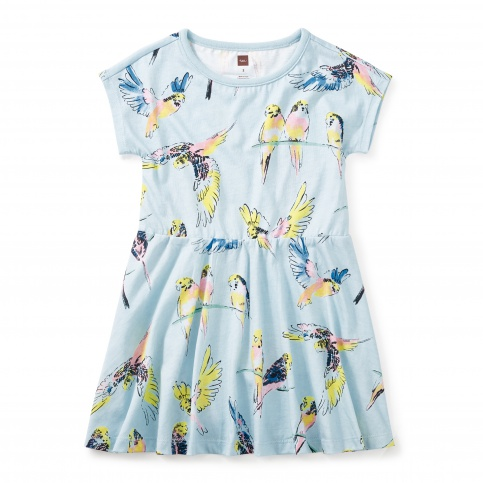 Lorikeet Skirted Dress