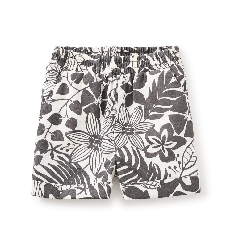 Boom Gallery Cuffed Shorts