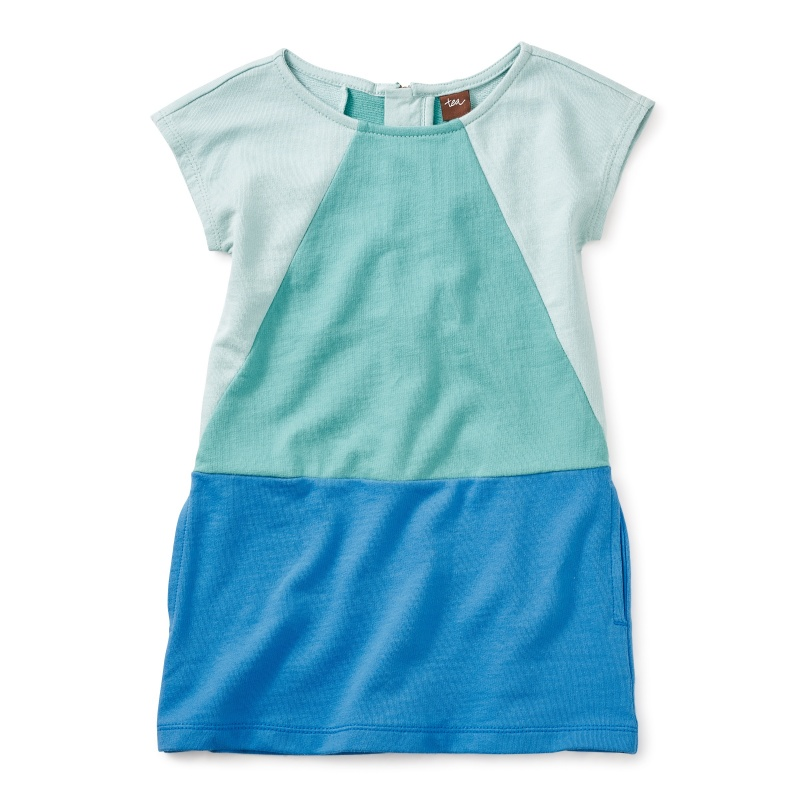 Airlie Beach Colorblock Dress