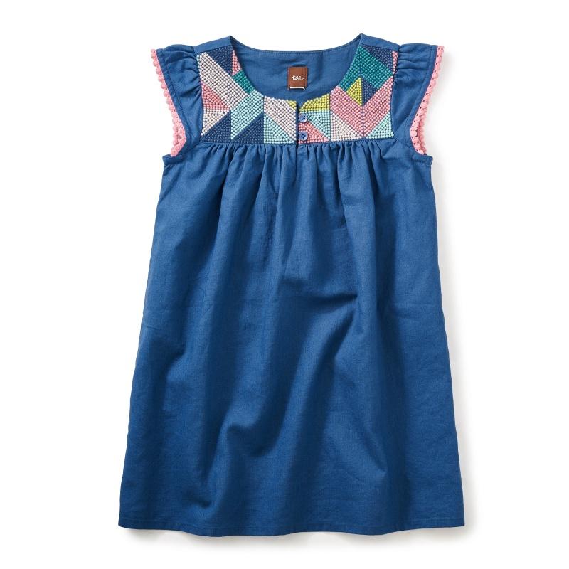Goolwa Flutter Dress