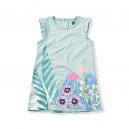 Ningaloo Graphic Baby Dress