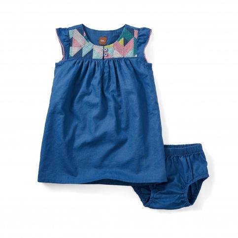 Goolwa Flutter Baby Dress