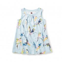 Lorikeet Trapeze Baby Dress