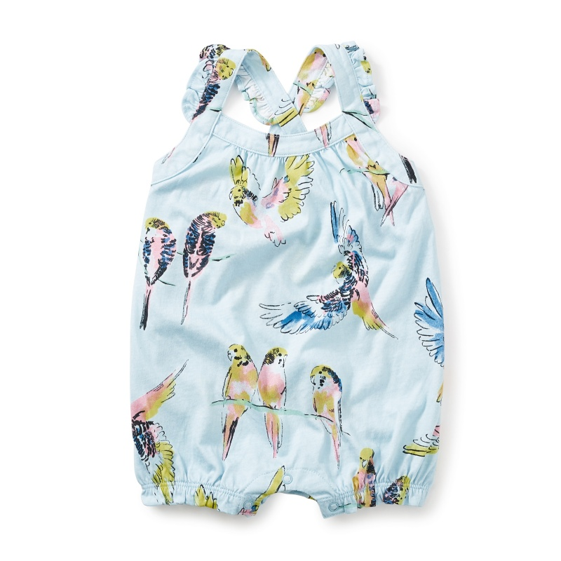 Lorikeet Cross-Back Romper