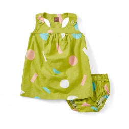 Jackfruit Baby Dress