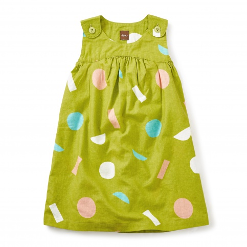 Jackfruit Hi-Lo Dress