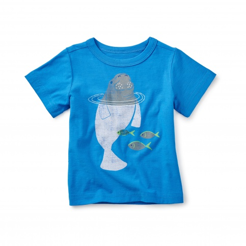 Dugong Graphic Tee