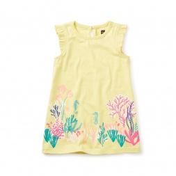 Reef Garden Graphic Dress