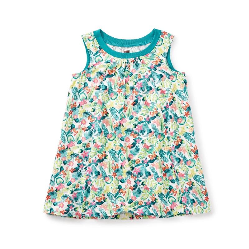 Daintree Trapeze Baby Dress