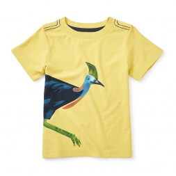 Cassowary Graphic Tee