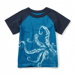 Tentacles Photoreal Tee