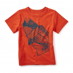 Fresh Fish Graphic Tee