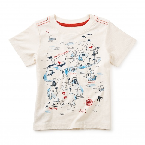Snapper Island Graphic Tee