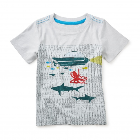 Aquanauts Graphic Tee