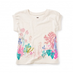 Sea Anemone Graphic Tee