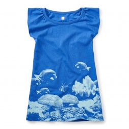 Damselfish Photoreal Dress