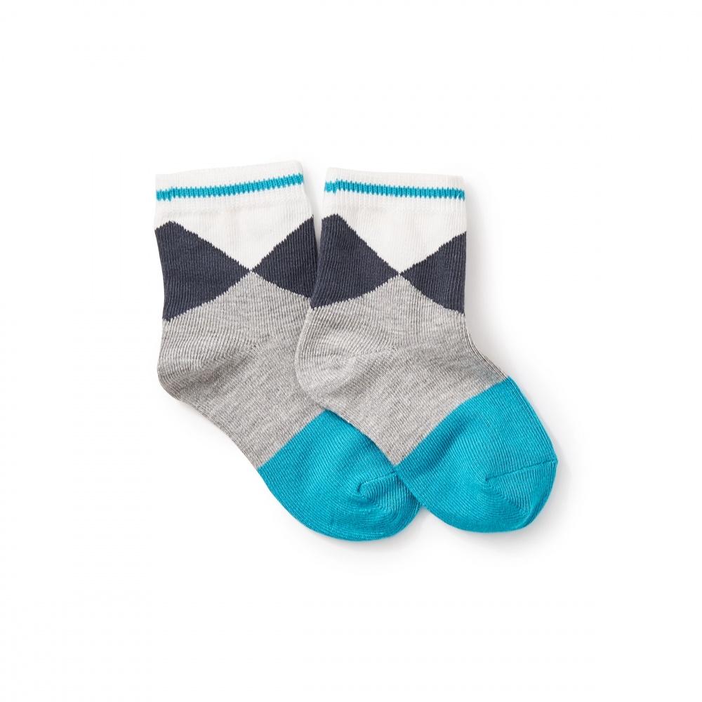 Tea Collection Argyle Socks