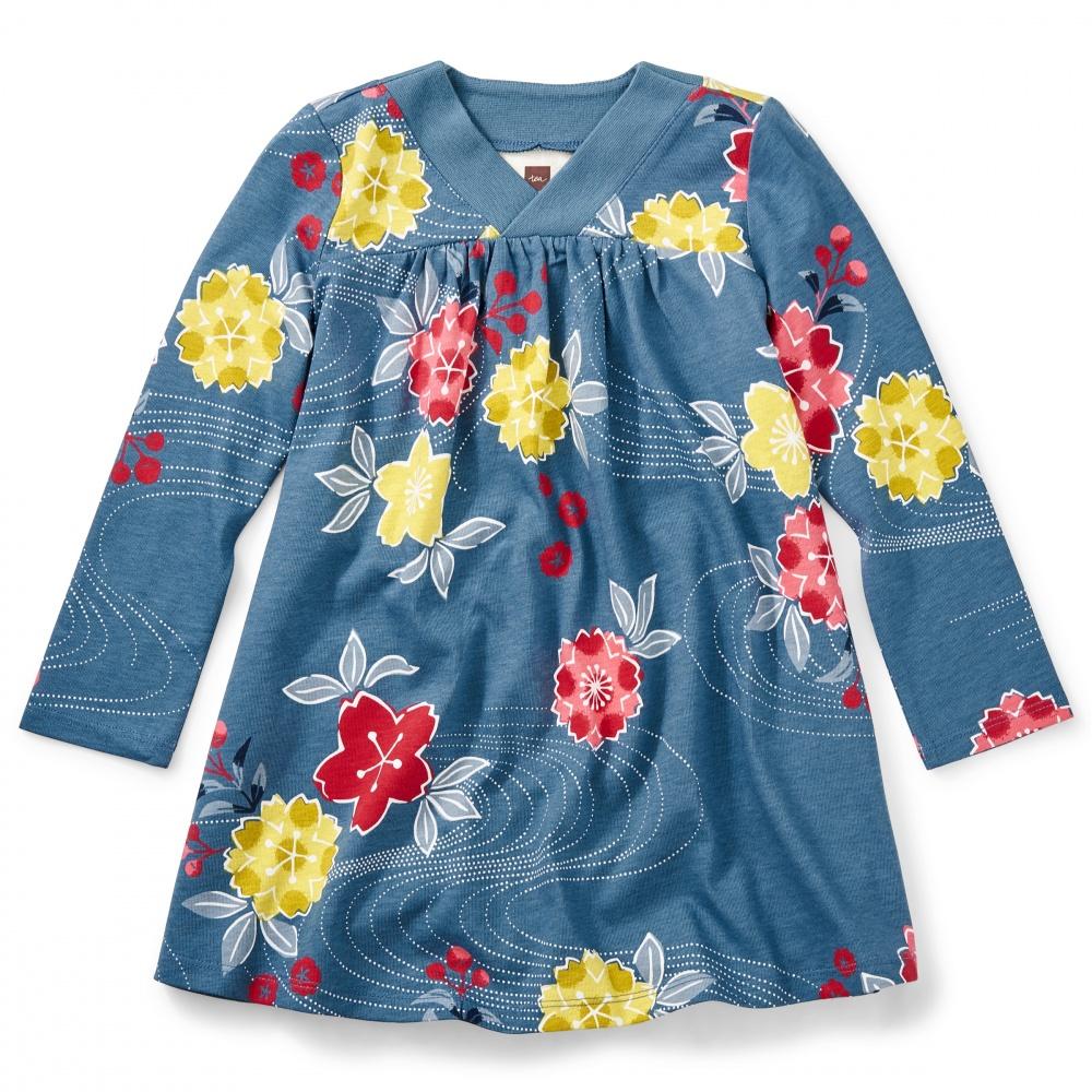 Japan Riko Trapeze Dress