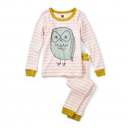 Tawny Owl Pajamas