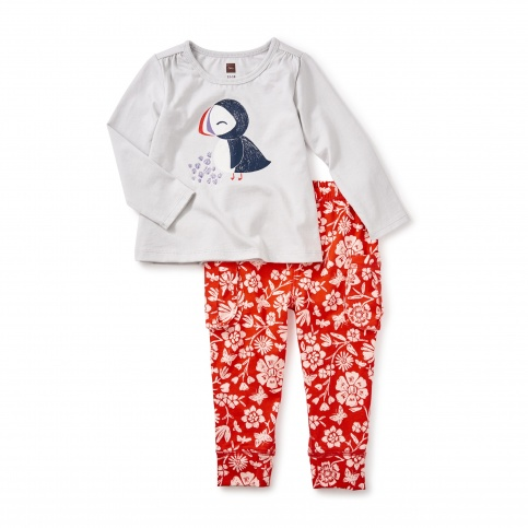 Puffin Baby Outfit