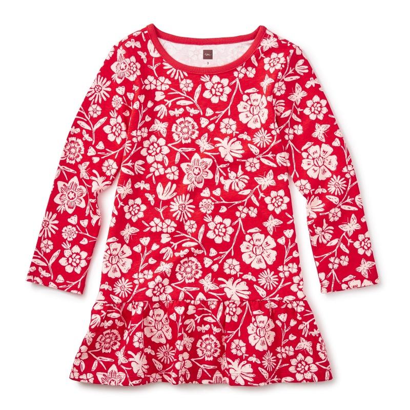 Holly Ruffle Dress