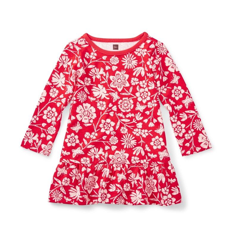 Holly Ruffle Baby Dress