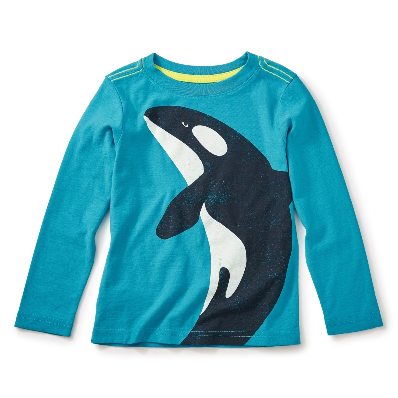 Orca Graphic Tee