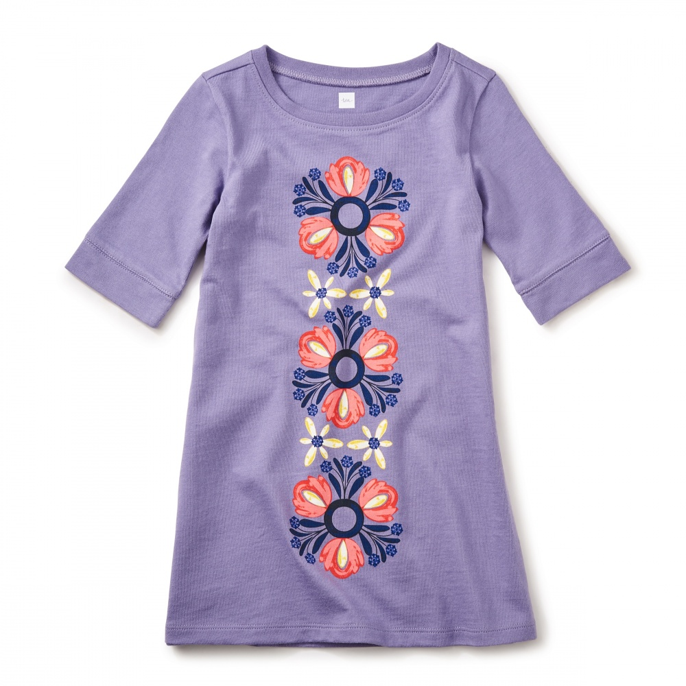 Bosta Graphic Dress