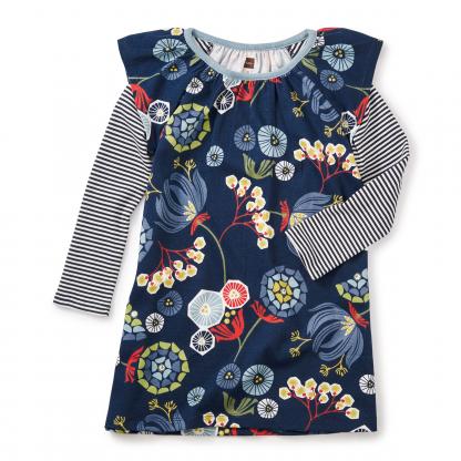 Scandinavia Snowdrop Flutter Dress