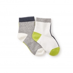 Colorblock Uni Socks