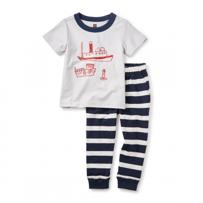 Plockton Baby Outfit
