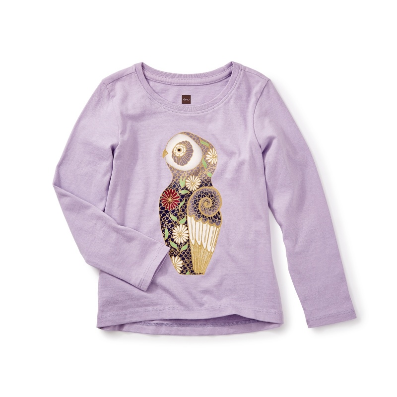 China Owl Graphic Tee