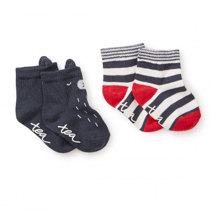 Baby Two-Pack Socks