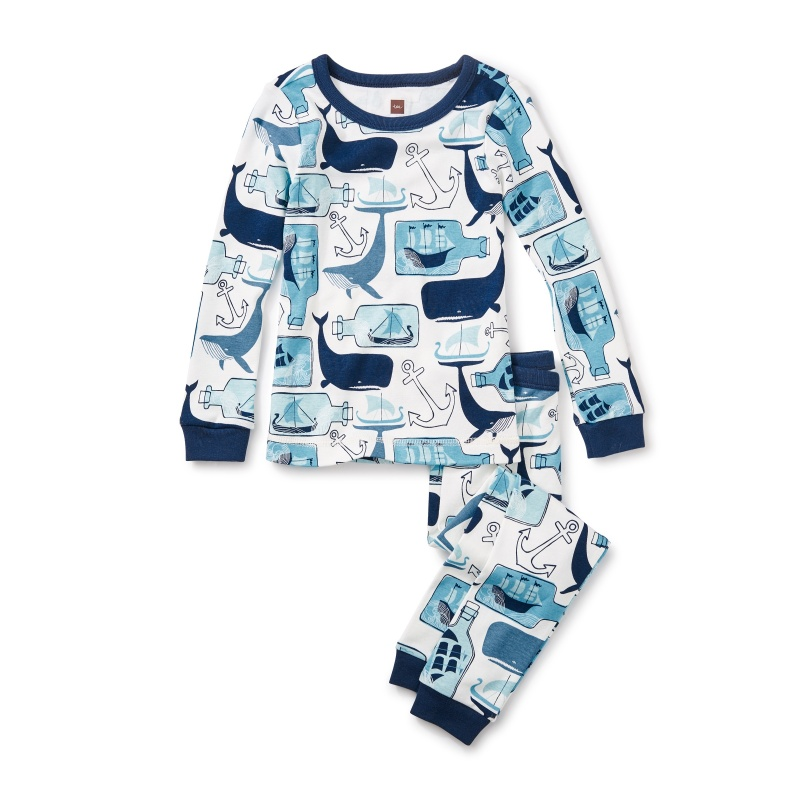Ship In A Bottle Pajamas