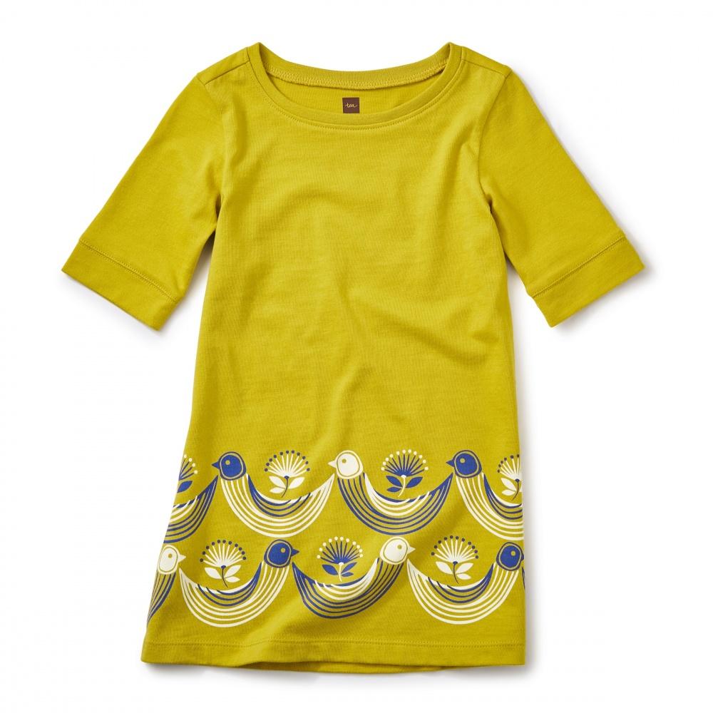 Iona Graphic Dress