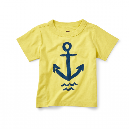 Augustus Graphic Baby Tee