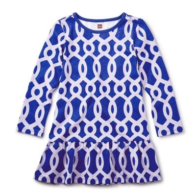 Macha Ruffle Dress
