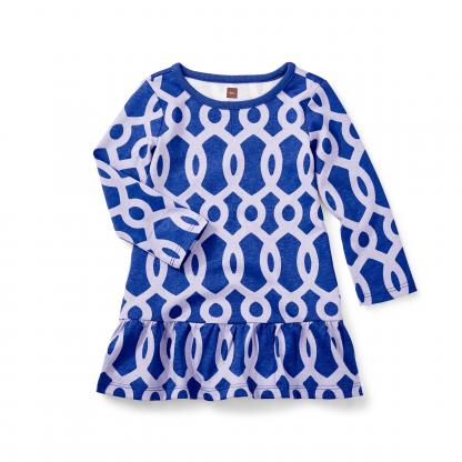 Macha Ruffle Baby Dress
