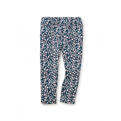 Ditsy French Terry Pants