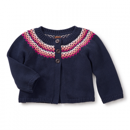 Baby Girl Sweaters On Sale | Tea Collection
