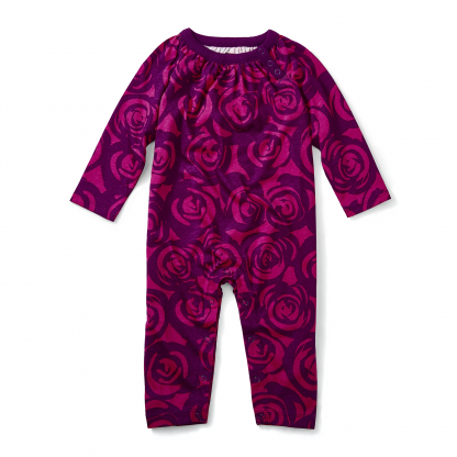 Rennie Rose Romper