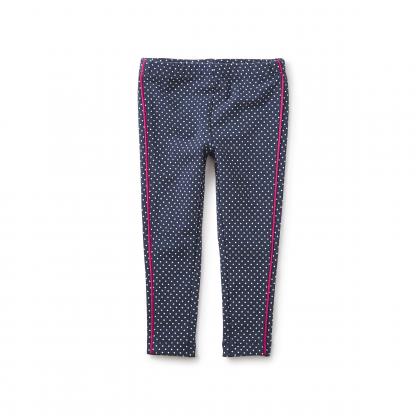 Stripe-n-Dot Baby Leggings