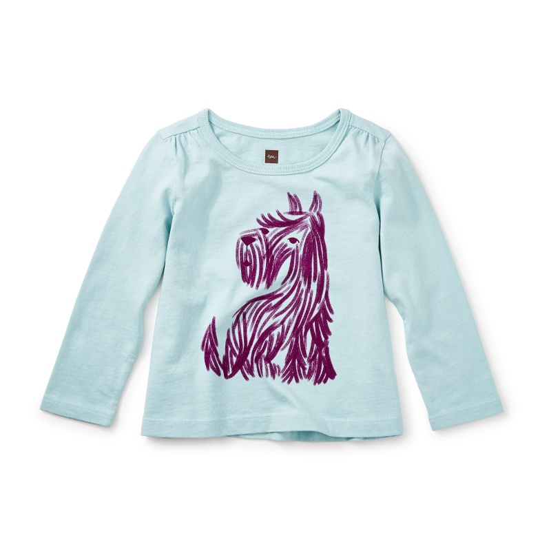 Baby Scottie Graphic Tee